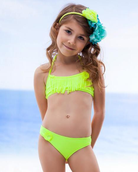 Dívčí plavky Amelie - Effy empty 250e684301